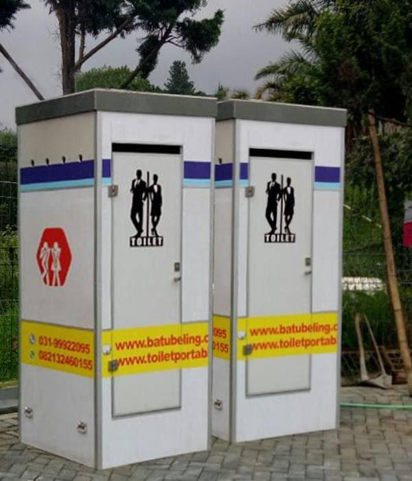 Toilet Portable BatuBeling Untuk Selecta – Batu – Malang