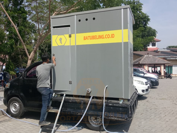 Rental Portable Toilet