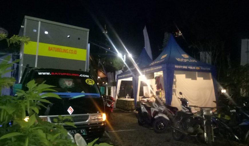 Mobil Toilet - Wisata Gunung Bromo